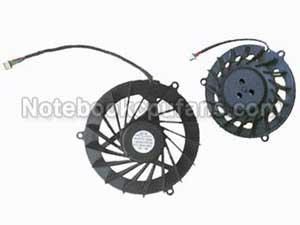 Replacement for Hp Pavilion Zd7000 fan