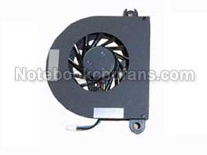 Replacement for Hp Elitebook 6930p fan