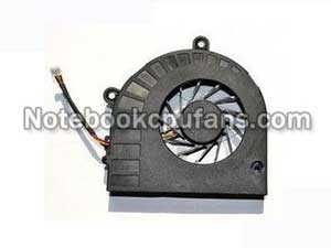 Replacement for Toshiba Satellite A665 fan