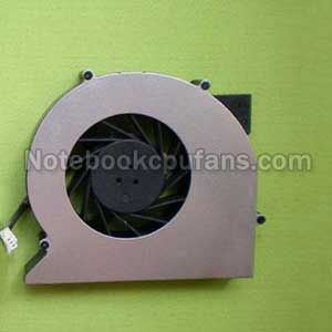 Replacement for Toshiba Satellite P300 fan