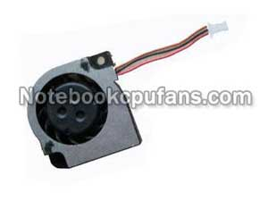 Replacement for Toshiba Portege R150 fan