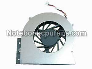 Replacement for Toshiba Kfb0505hb fan