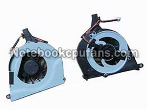 Replacement for Toshiba Satellite L650 fan