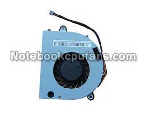 Replacement for Toshiba Satellite L500 fan
