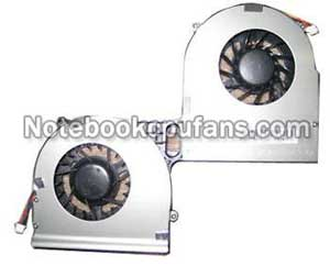 Replacement for Toshiba Satellite A75 fan