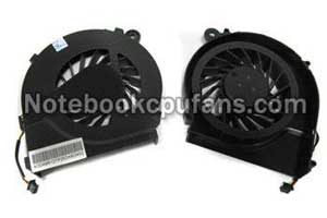 Replacement for Compaq Presario Cq42 fan