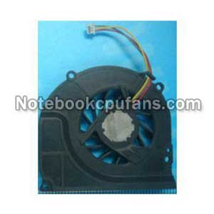 Replacement for Sony Vaio Pcg-6r1m fan