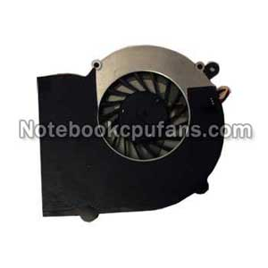 Replacement for Hp 2000-413nr fan