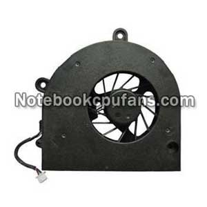 Replacement for Toshiba Satellite P750 fan