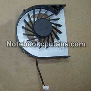 Replacement for Dell Inspiron N5050 fan