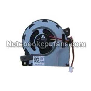 Replacement for Dell Vostro V130 fan