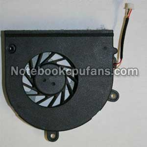 Replacement for Toshiba Satellite C660 fan