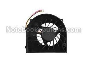 Replacement for Dell Inspiron 15r N5010 fan